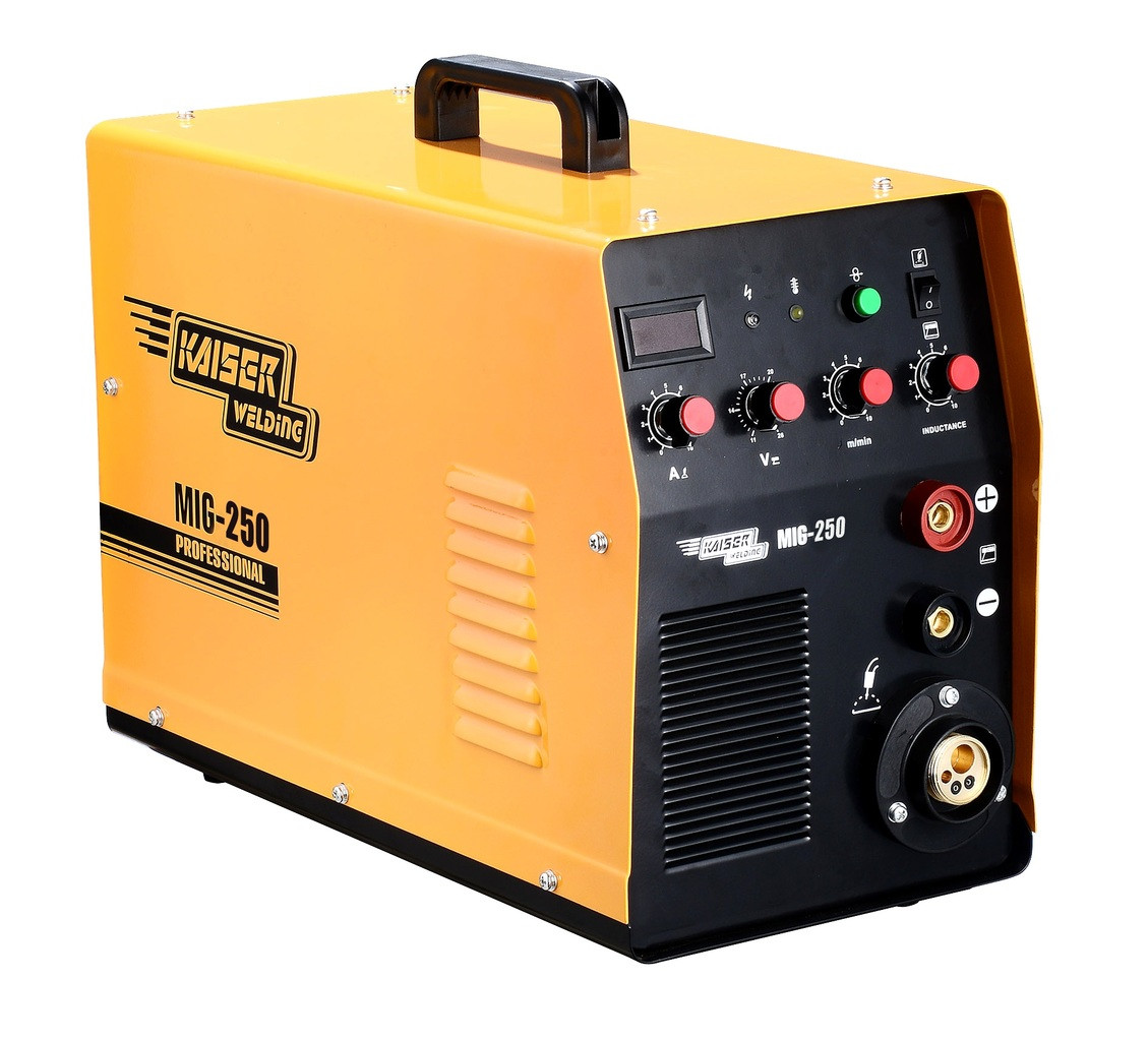 Сварочный полуавтомат 2в1 KAISER MIG-250