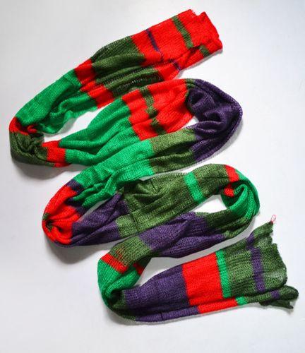 Красочный женский длинный шарф 370 на 70 dress 5556_1 разноцветный