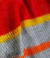 Красочный женский длинный шарф 370 на 70 dress 5556_1 разноцветный, фото 2