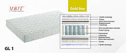 Ортопедический матрас серия Gold Line GL1  0.80х1.9-2 м