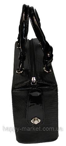 Сумка женская Саквояж Fashion  Искусственная кожа лакированая 3015-4, фото 2