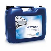 Масло моторное синтетическое Neste City Standart 10W-40 20л.