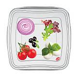 """Пищевые контейнеры для хранения продуктов """"3 в 1"""" Snips 1 л (3 шт.), фото 3"""