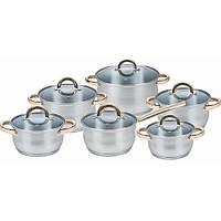 Набор посуды (12 предметов) Maestro MR-2106