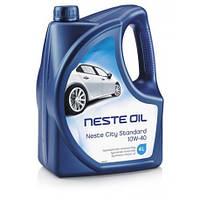 Масло моторное синтетическое Neste City Standart 10W-40 4л.