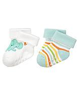 Махровые носочки для новорожденных (2 пары) . 3-6 месяцев