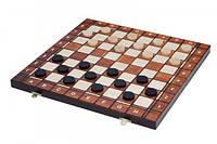 Шахматы | Шашки | Нарды (3 в 1) - премиум качество!, фото 1