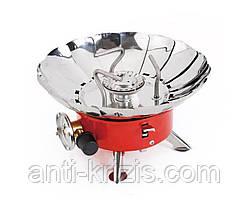 Портативна газова плита з п'єзопідпалом №203