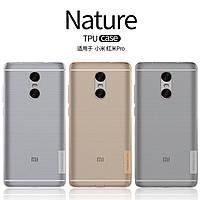 TPU чехол Nillkin для Xiaomi Redmi Pro (4 цвета)