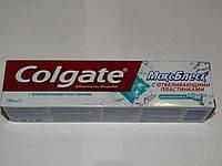 Зубная паста Колгейт (Colgate) 100 мл.,( с отбеливающими пластинками)