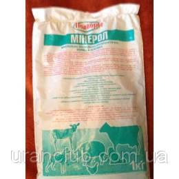 Минерол, минерал добавка д/сельх. жив-х, 1кг, Украина