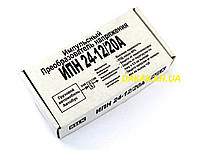 Преобразователь напряжения ИПН 24В-12В 20А RILK