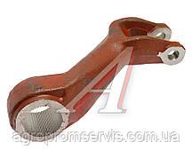 Важіль правий 1220-4605022Б (МТЗ-1221) з силовим регулятором(вир-во Білорусь,САЗ)