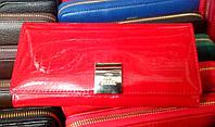 Кошелек женский Chanel (Шанель) 0282 красный кожа