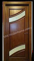 Двери межкомнатные деревянные из ясеня