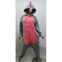 "Пижама кенгуруми, домашний махровый костюм ""Петух"", Украина"