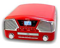 Музыкальный центр Camry CR 1134 red