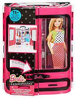 Игровой набор модный Барби модный гардероб Barbie Fashionistas Ultimate Closet