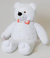 """Плюшевый медведь """"Мистер Медведь"""" 85см Белый"""