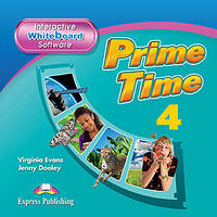 Prime Time 4 Interactive Whiteboard Software