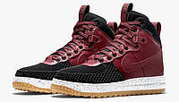 Кроссовки мужские Nike Lunar Force 1 Duckboot Team Red, фото 1