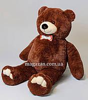 """Плюшевый ведмедь """"Мистер Медведь"""" 160см Бурый"""