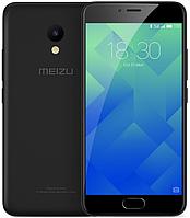 "Meizu M5  Black  3/32 Gb, 5.2"", MT6750, 3G, 4G"