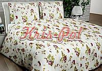 """Комплект постельного белья двуспальный евро """"Мила""""."""