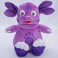 Мягкая игрушка Лунтик, 35 см, говорит на русском языке