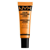 NYX CCLP04 Color Correcting Liquid Primer Peach - Праймер-корректор абрикосовый, 30 мл