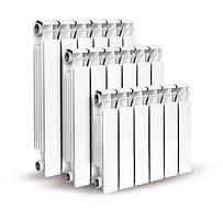 Биметаллические и алюминиевые радиаторы отопления
