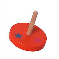Игрушка деревянная Руди Юла разноцветная Д333ур