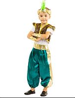 Детский карнавальный костюм восточного принца, Аладдина, Султана