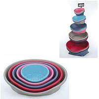 Imac Dido АЙМАК ДИДО спальное место для собак, пластик, голубой, 80х57х24,5 см
