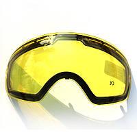 Линза Желтая для горнолыжной маски Copozz GOG-201