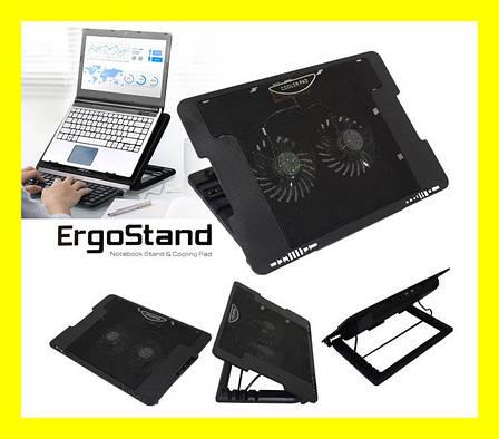 Подставка для ноутбука с охлаждением Ergo Stand 181/928, фото 2