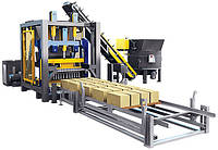Оборудование для производства кирпича новый цена