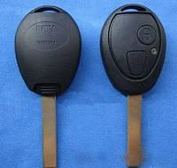 BMW - корпус ключа MINI, 2 кнопки