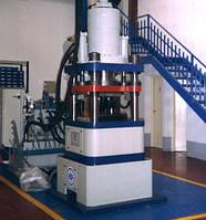 Гидропресс производства кирпича