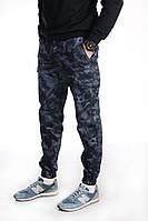 Мужские штаны карго камуфляж