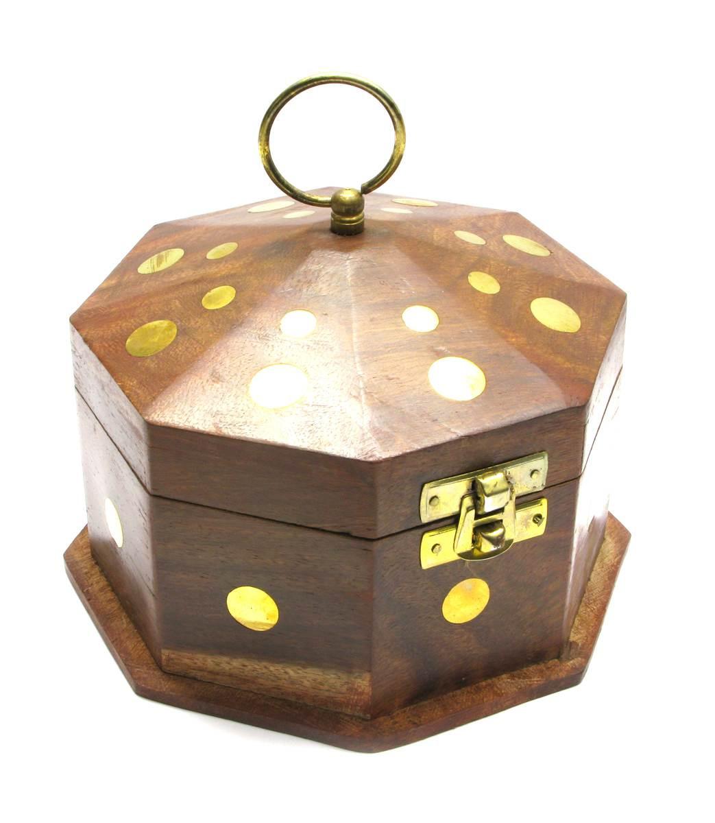 Скринька з натурального дерева оригінальна