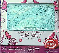 """Комод пластиковый """"Ажур"""" Elif Plastik, Турция, мятный цвет"""