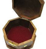Скринька з натурального дерева оригінальна, фото 2