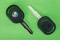 Buick - корпус ключа 3 кнопки, DWO4R