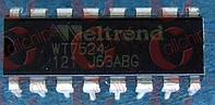 Супервизор импульстного БП Weltrend WT7524 DIP16