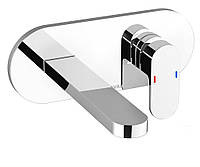 Встроенный смеситель для раковины из стены Ravak Chrome