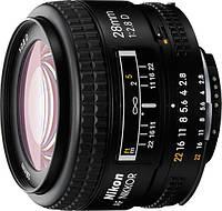 Широкоугольный объектив Nikon AF Nikkor 28mm f/2.8D