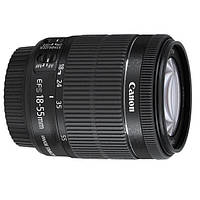 Стандартный объектив Canon EF-S 18-55mm f/3.5-5.6 IS STM