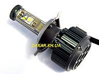 Светодиодные автомобильные лампы H4 Hi/Lo 40W Allight V16