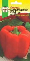 Семена Перец сладкий Калифорнийское чудо 0,3 грамма PNOS